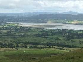 View from Knocknarea County Sligo August 2016